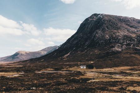 Mountains Glencoe Scotland