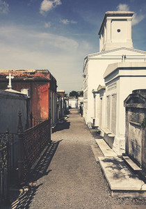 Tombs of St  Louis Cemetery  NOL