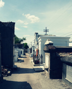 St Louis Cemetery No1