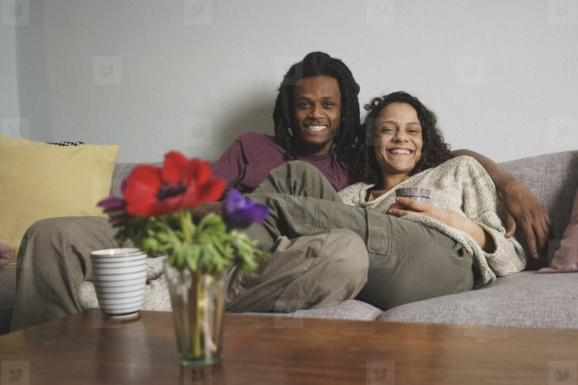 Cozy Contemporary Couple  37