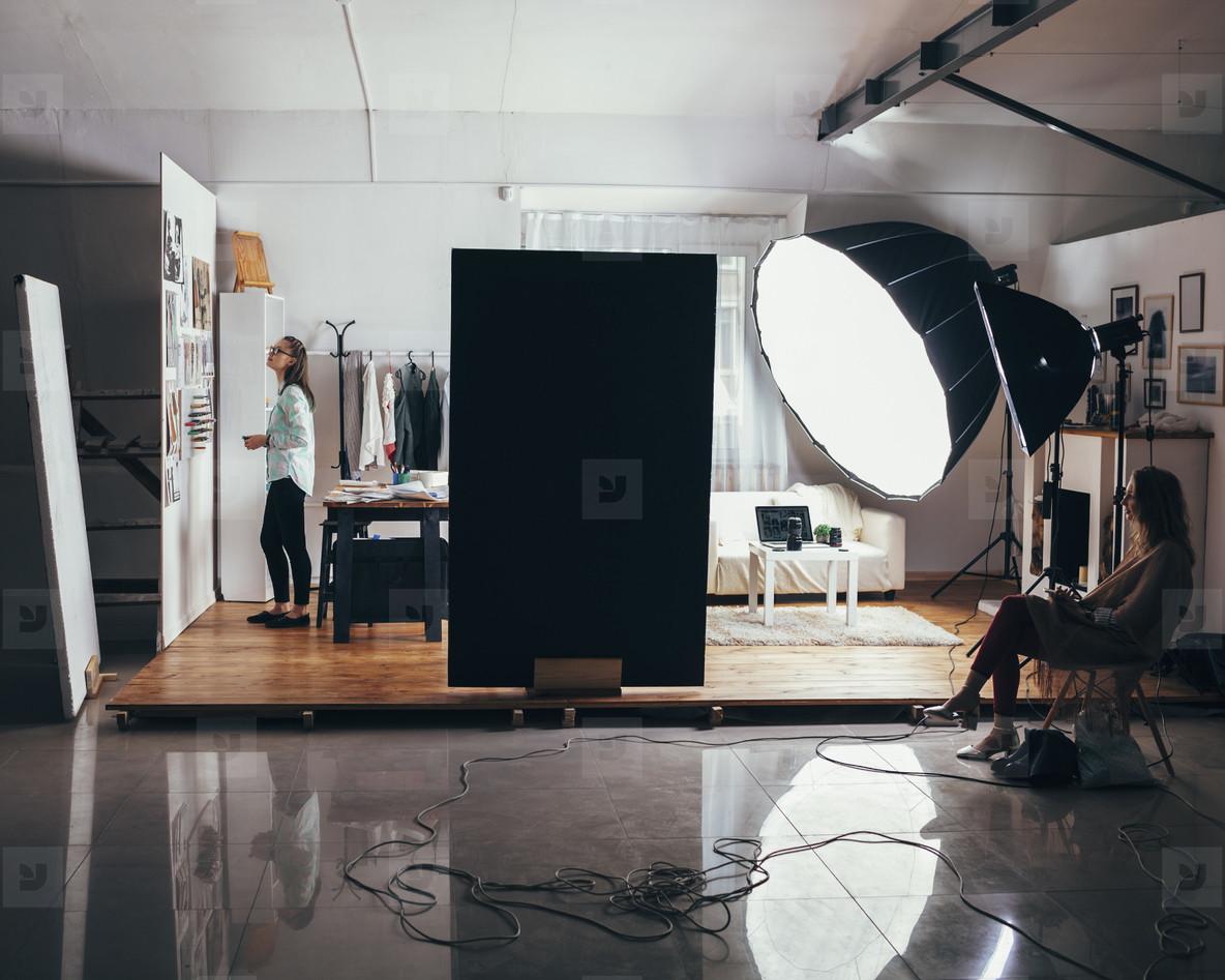 Fashion Design Studio  08