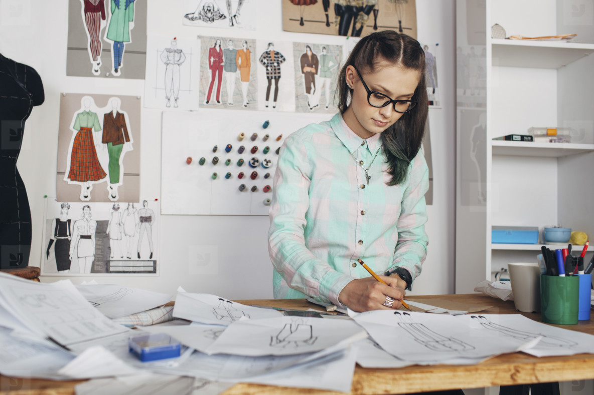 Fashion Design Studio  11