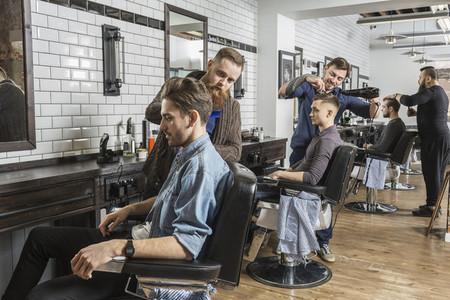 Barbershop Boys 01