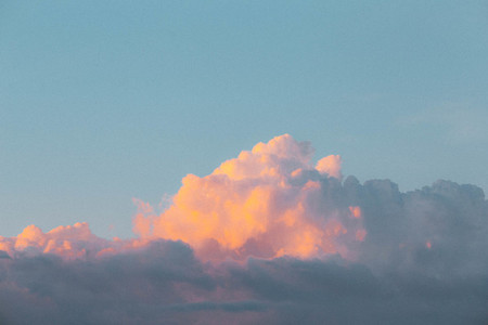 Sky Clouds 08