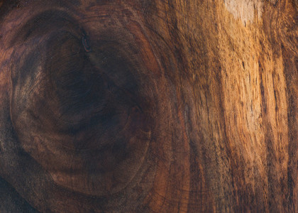 Dark natural walnut wooden texture  wallpaper or background