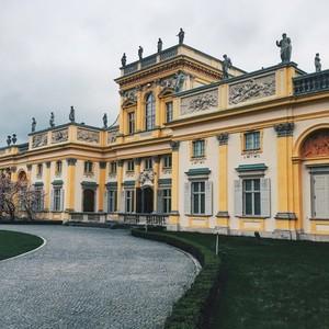 Wilanow Palace  Poland 01