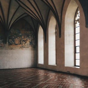 Malbork Castle interior