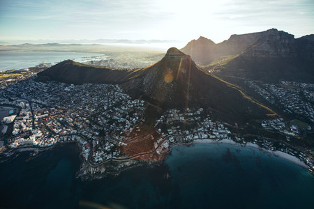 City of cape town  south africa