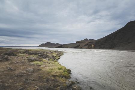 Icelandic Lake 01
