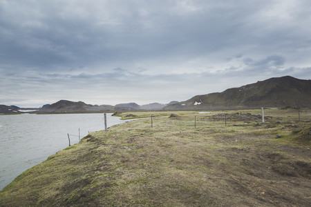 Icelandic Lake 02