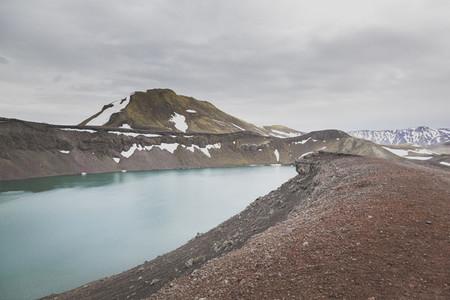 Icelandic Lake 03