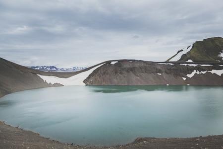 Icelandic Lake 04