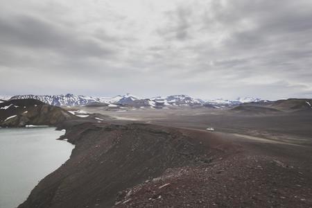 Icelandic Lake 06