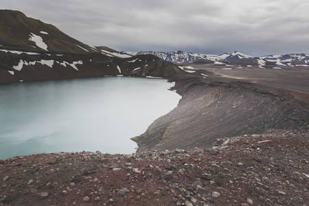 Icelandic Lake 07