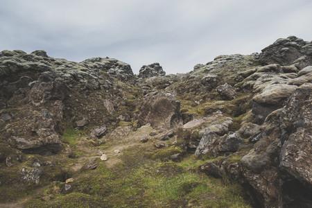 Lava field Iceland 01