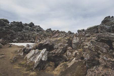 Lava field  Iceland 02