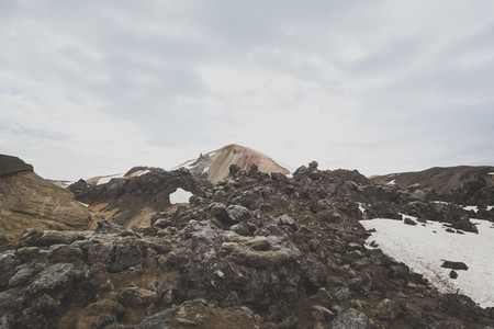 Lava field Iceland 04