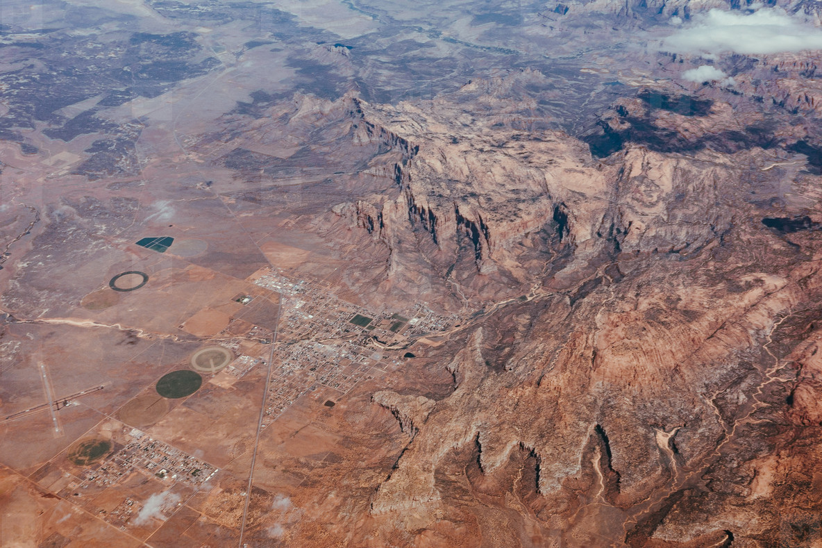 Airplane Views 039