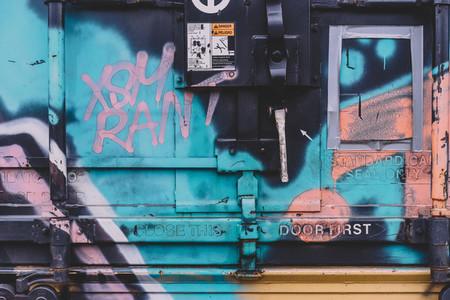 Train Car 23