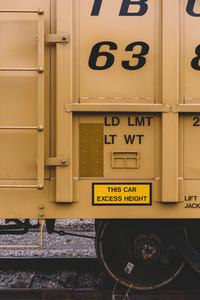 Train Car 1
