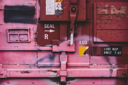 Train Car 8
