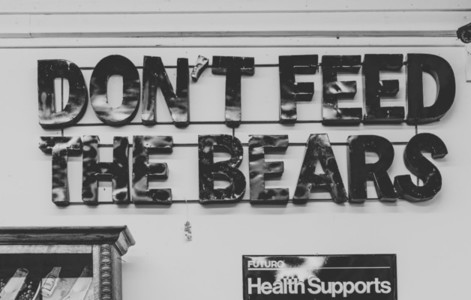 Dont039  Feed The Bears