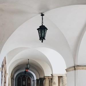 Church interior  Poland