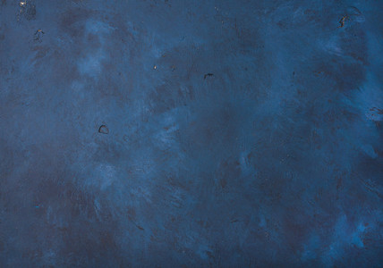 Dark blue painted old plywood texture  background  wallpaper