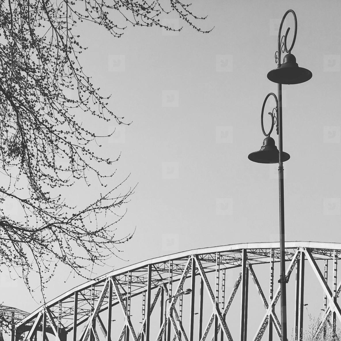Decorative Bridge