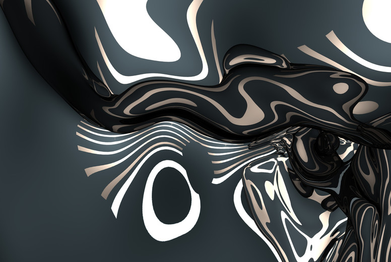 abstract waves