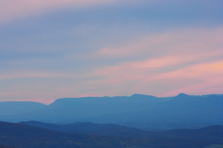 Layers of Shenandoah