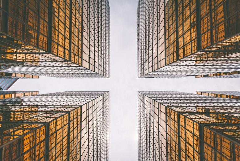 Modern skyscrapers  01
