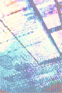 Pixelated background texture