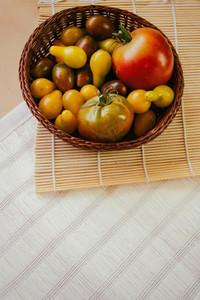 Mix of tomato