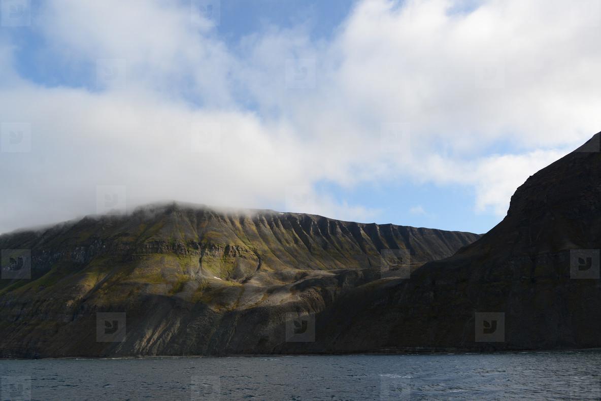 Svalbard sun