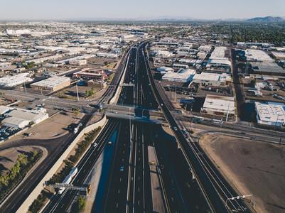 City of Phoenix Highway