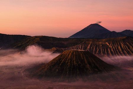 Mount Bromo  Indonesia 01