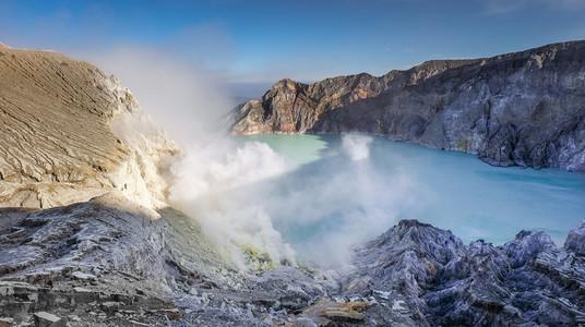 Kawah Ijen Volcano 02