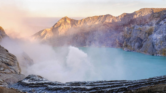 Kawah Ijen Volcano  01
