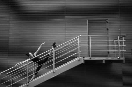 Ballerina out of doors 10