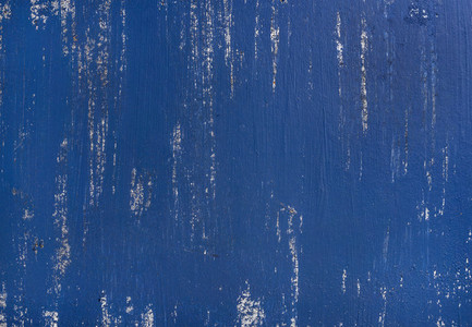 Dark blue painted wooden texture and background