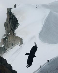 Aiguille du Midi  Franch
