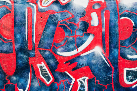 Abstract Graffiti