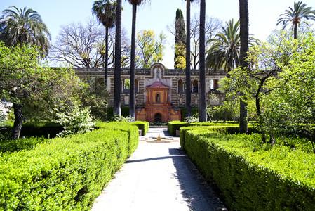 Alcazar de Sevilla Spain