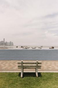 Maritime walk of Panama City
