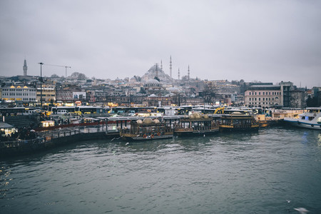 City of Istanbul Turkey