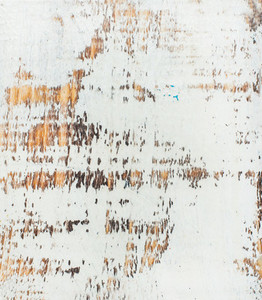 White painted old rustic shabby wood texture