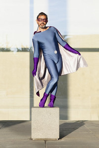 Awkward Superheros 10