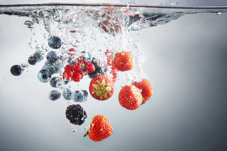 Fresh Food Splash 28