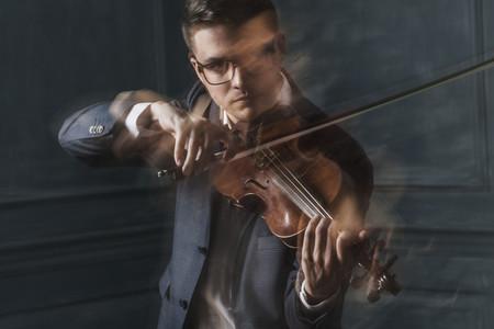 The Violinist 09